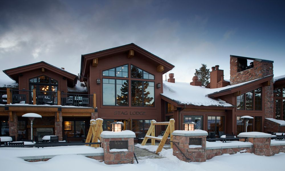 deer valley lodge Members have direct ski-in, ski-out access to all deer valley resort's ski-only  alpine terrain and according to our on-site concierge team, wildlife viewing is.