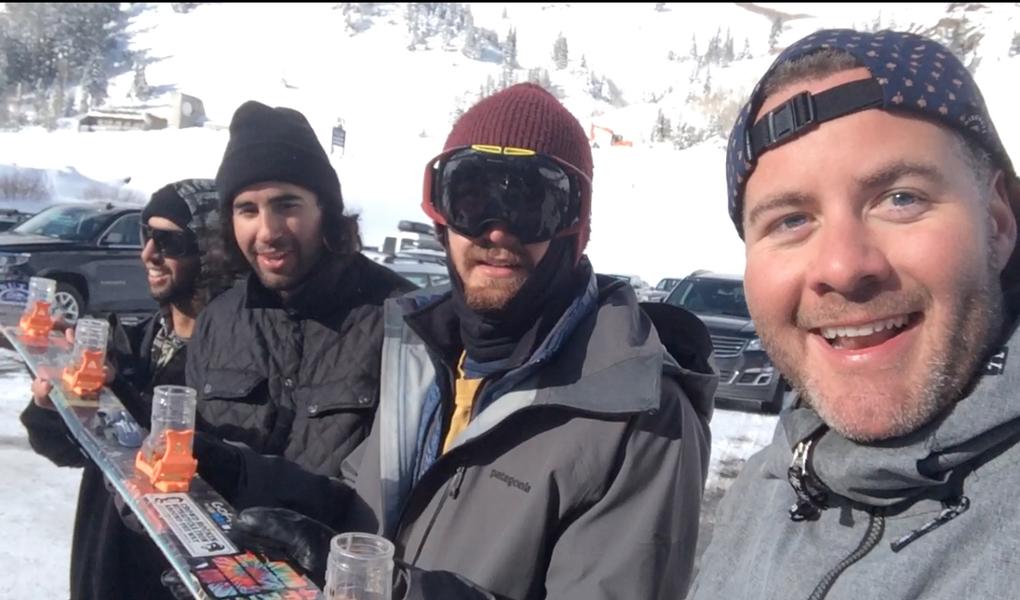 Ahmet Dadali: Pro Skier
