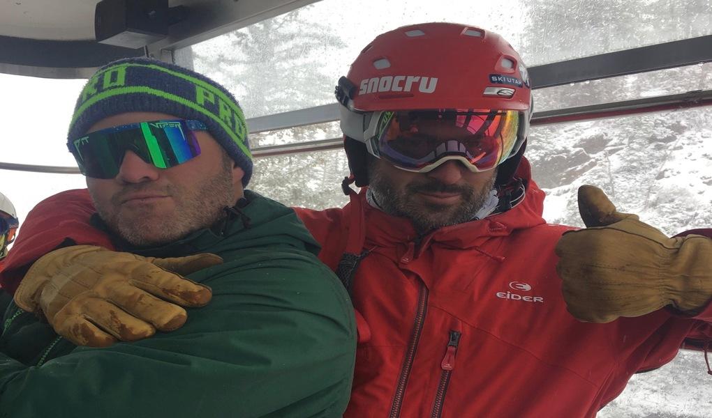 Matt Baydala: Pro Ski Blogger