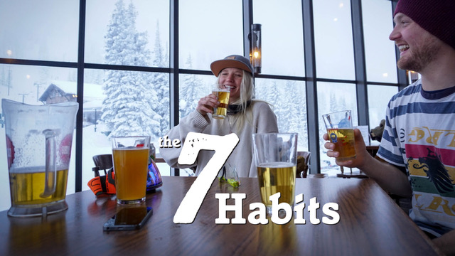 The 7 Habits of Skiers: Communication via Après-ski thumbnail