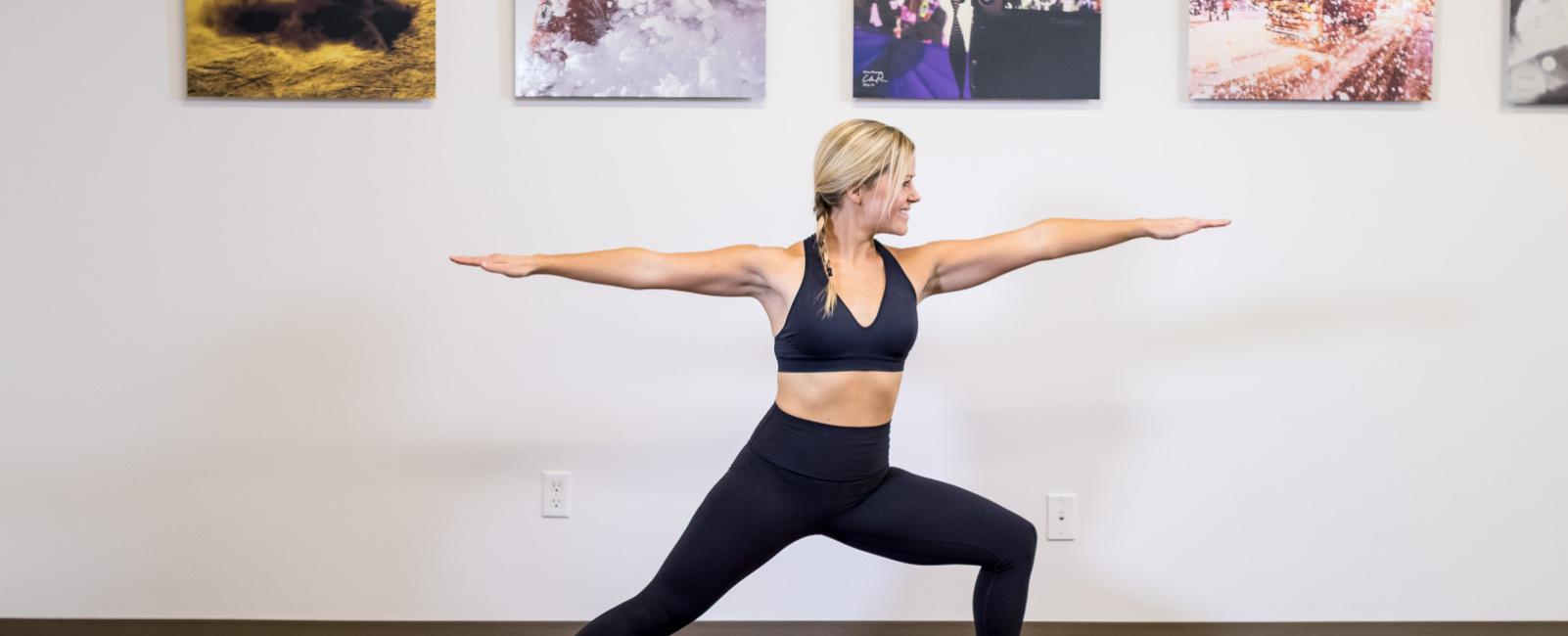 Yoga with Benefits!