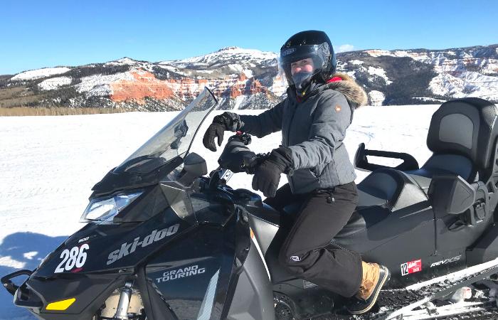 snowmobilehadpng