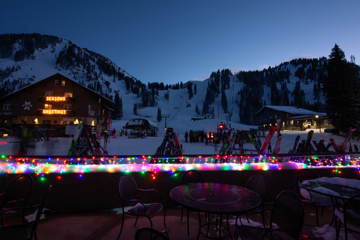 Top Holiday Events at Utah's Ski Resorts
