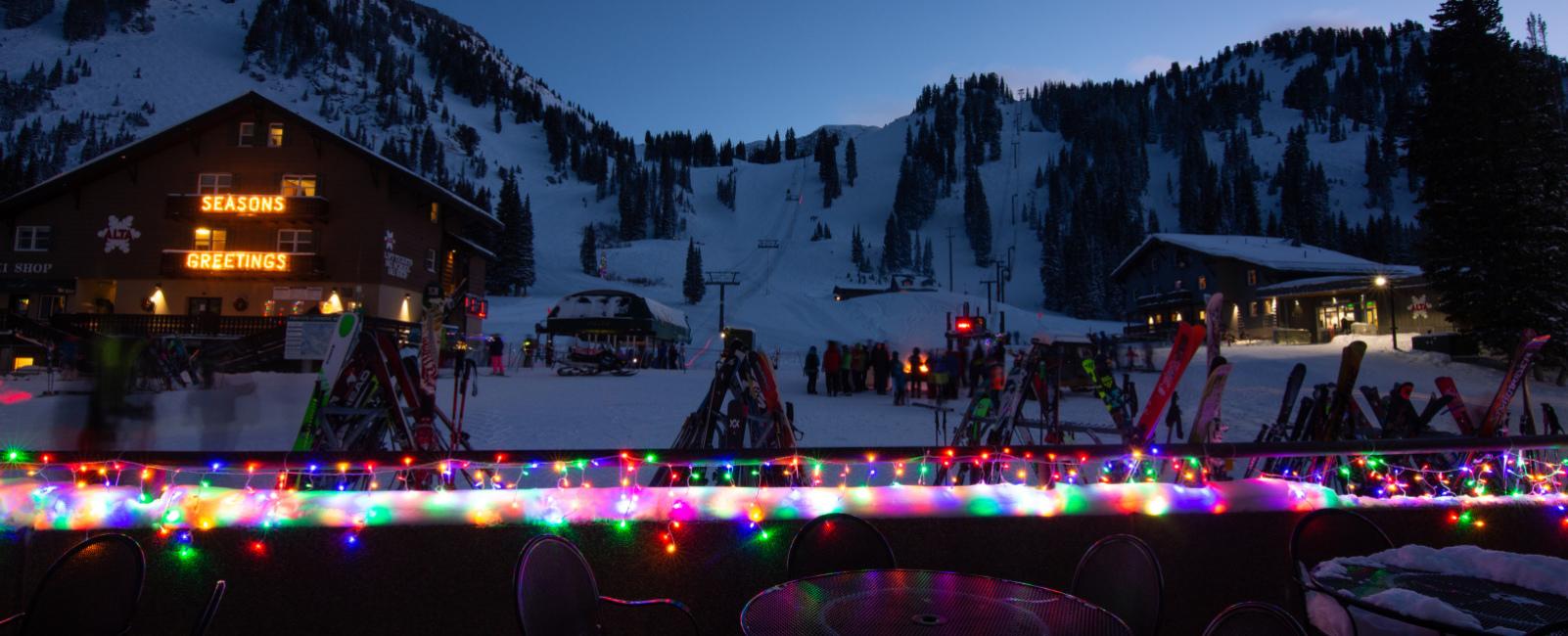 Top Holiday Events at Utah's Ski Resorts