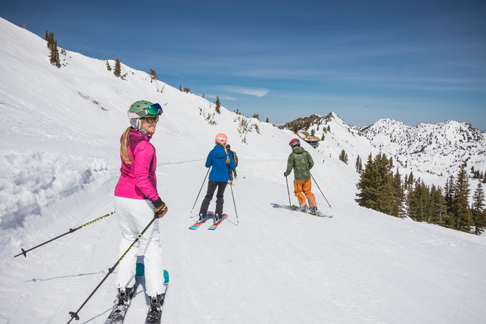 Spring Break Fun at Utah's Resorts