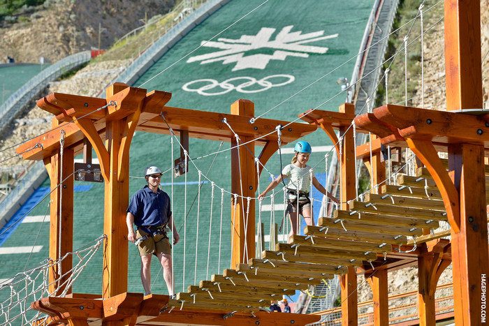 Spend a Full Saturday at Utah Olympic Park