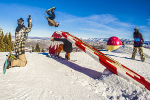 Park City Mountain Resort's Neff Land Park Edit thumbnail