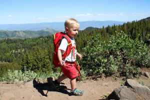 5 Hikes to Help your Toddler Love Hiking thumbnail
