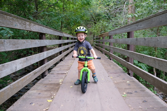 Bike Utah: Equipping the WHOLE family to rip it up this Summer in Six Simple Steps