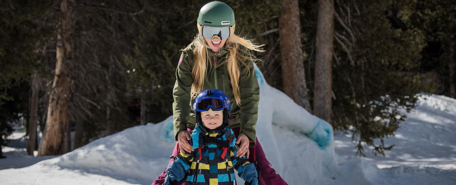 Growing a Skier at Brighton: One of Utah's Favorite Resorts for Beginners