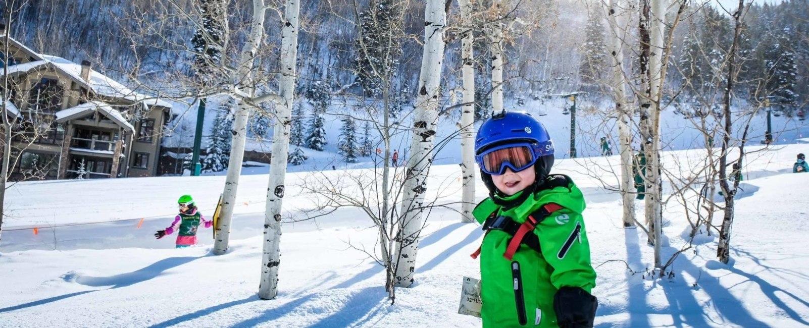 Growing a Skier at Deer Valley