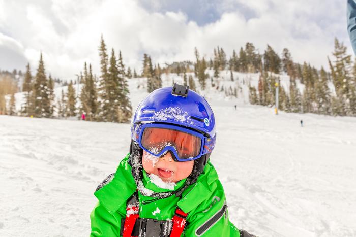 Growing a Skier at Snowbird