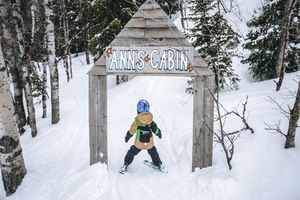Growing a Skier at Sundance