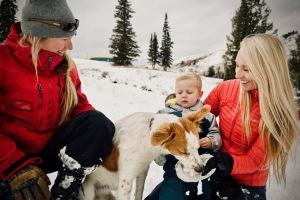 Powder Mountain's newest Avy Rescue Dog thumbnail