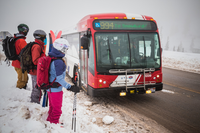 Reducing your Carbon Footprint while Skiing and Boarding