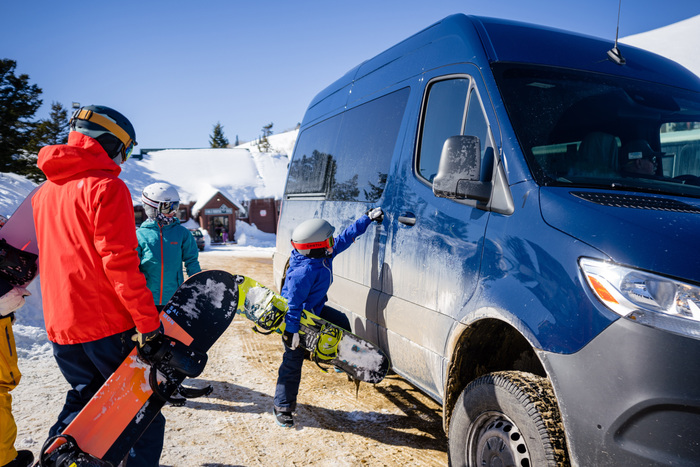 RV'ing and Skiing Through Utah's 15 Resorts