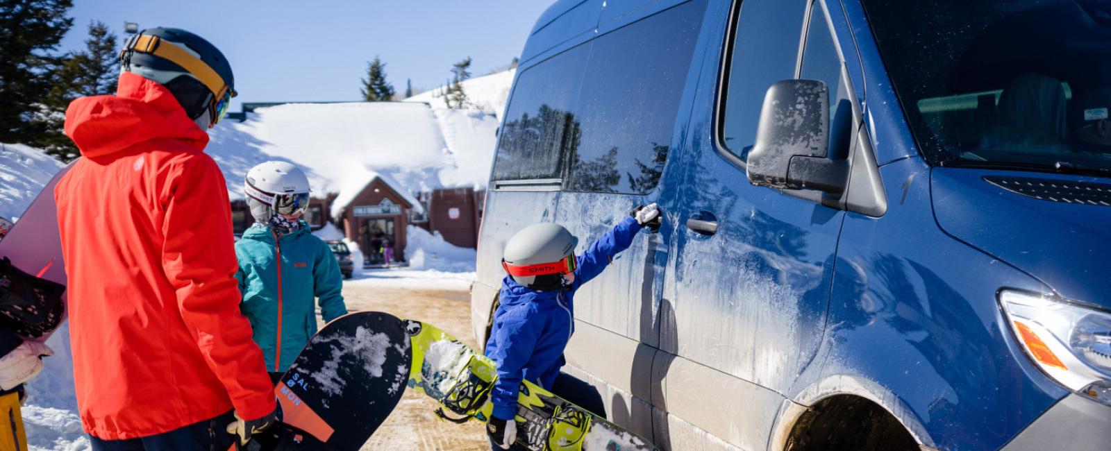 RV'ing and Skiing Through Utah's 15 Resorts