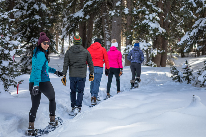 The 5 Best Snowshoeing Trails in Utah