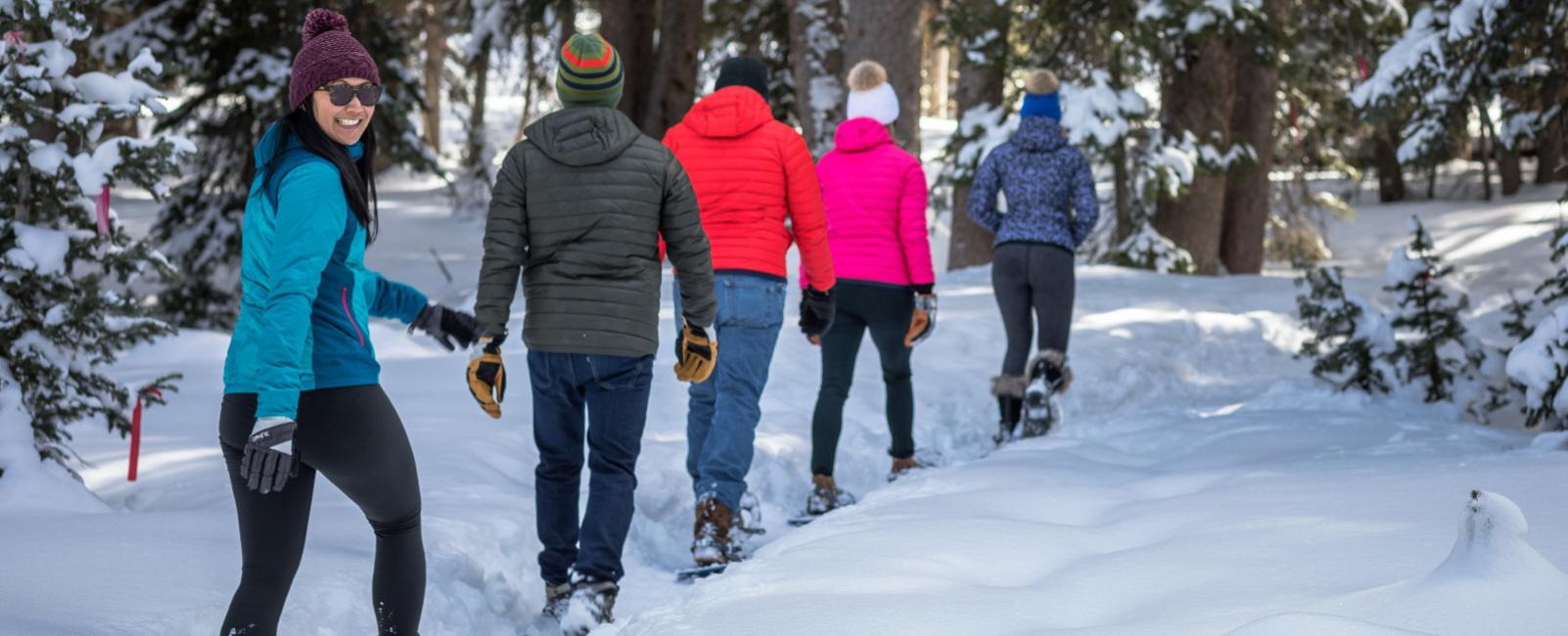The 5 Best Snowshoeing Trails in Utah