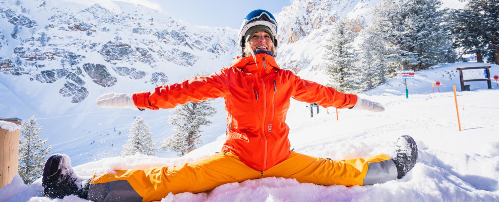 30 Day Ski Prep Workout
