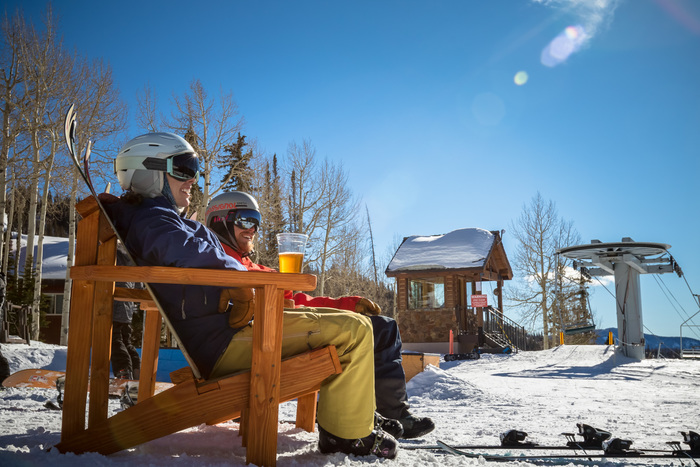 The Best Après Drink at Every Ski Utah Resort