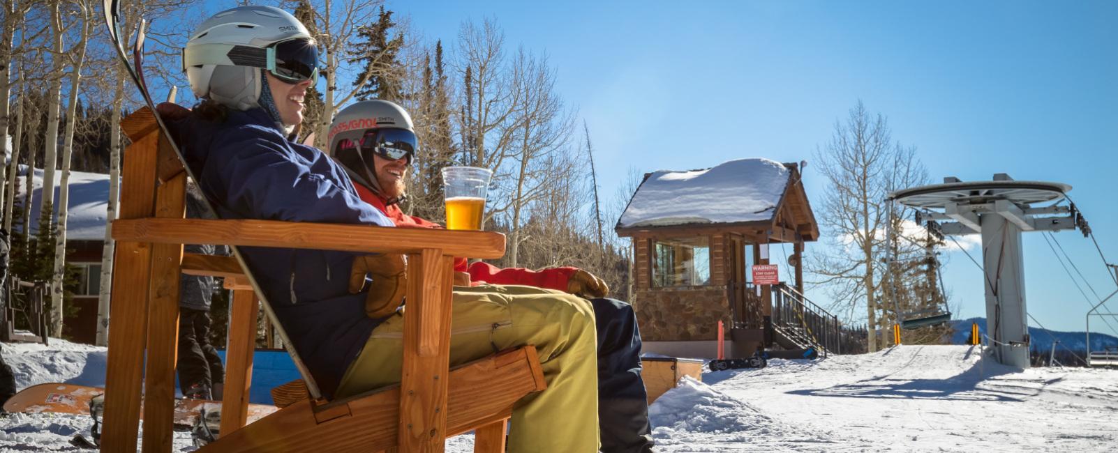 The Best Après Drink at Every Ski Utah Resort