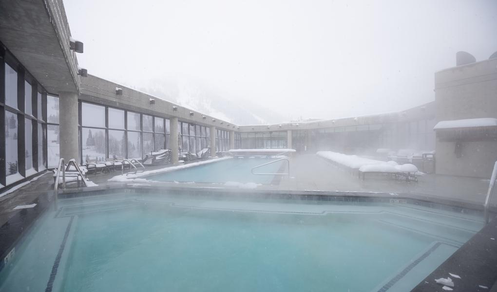 Snowbird Cliff Spa
