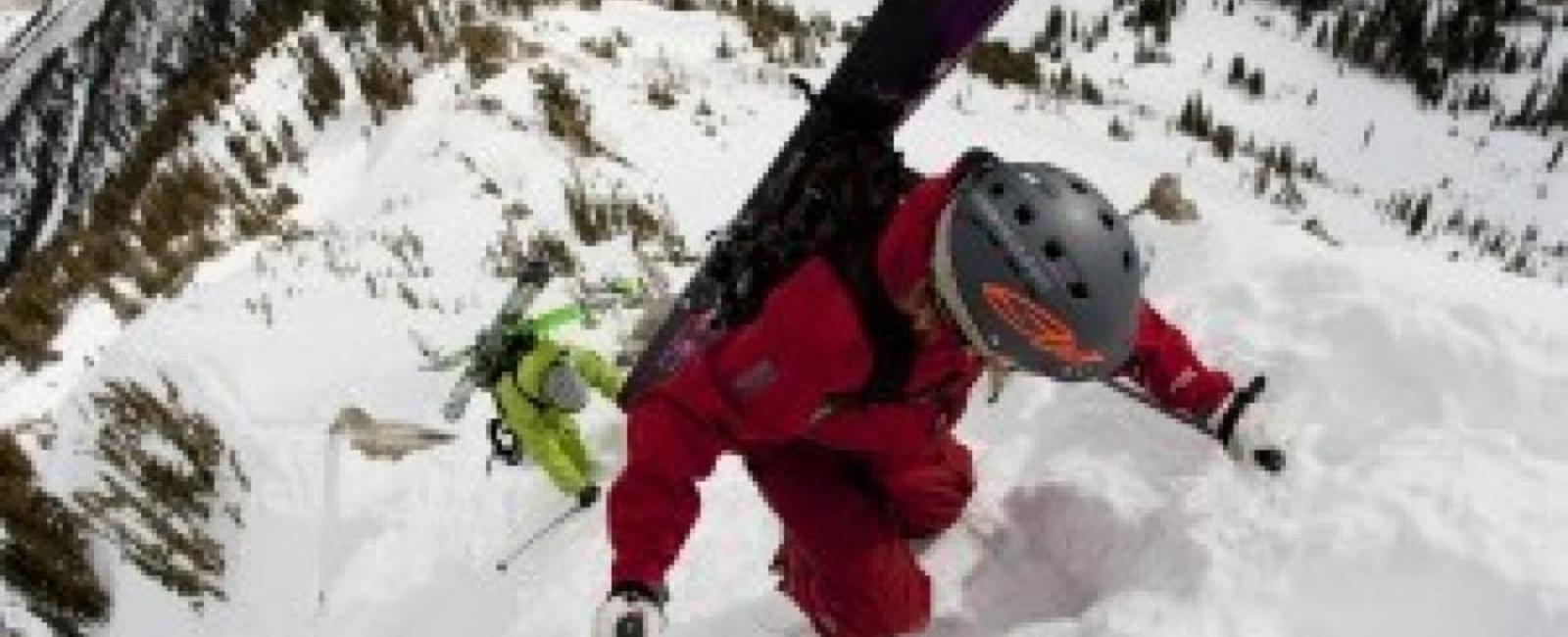 Learn a Snow Sport Month - Powder Mountain
