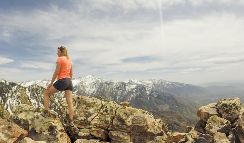 Top of Mount Olympus