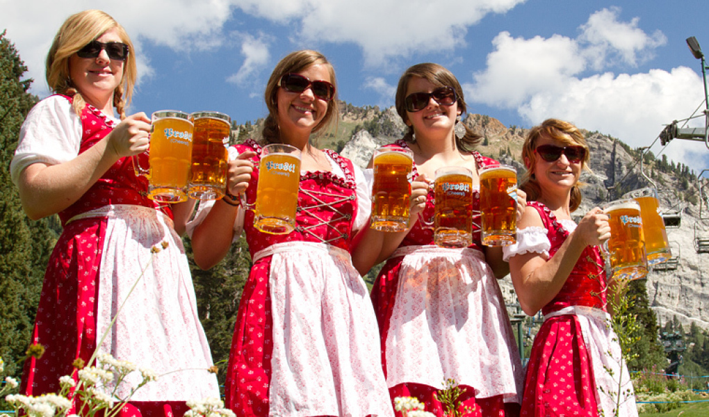 Oktoberfest at Snowbird Ski and Summer Resort