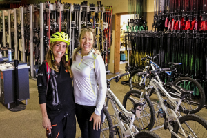 A Girl's Guide to Mountain Biking in Utah thumbnail