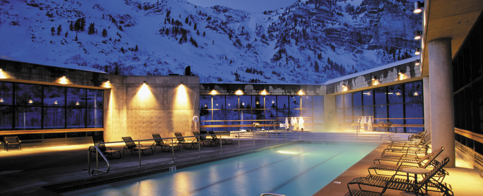 A Look Inside the Cliff Lodge at Snowbird