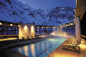 A Look Inside the Cliff Lodge at Snowbird  thumbnail