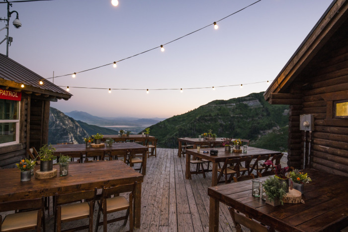 Best of Summer On-Mountain Dining and Drinks