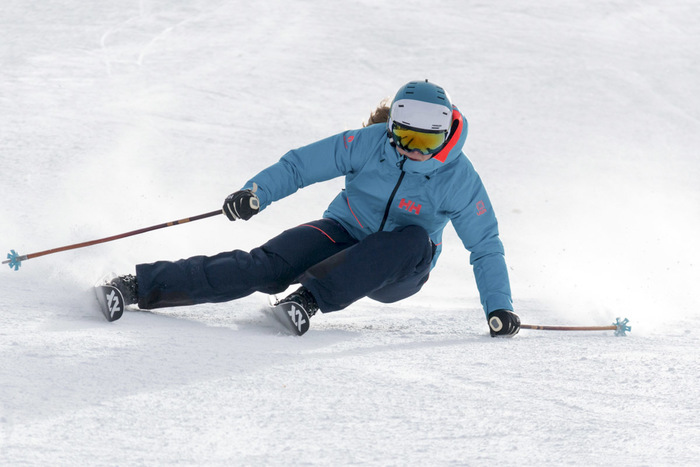 How to Ski With a Champion at Deer Valley