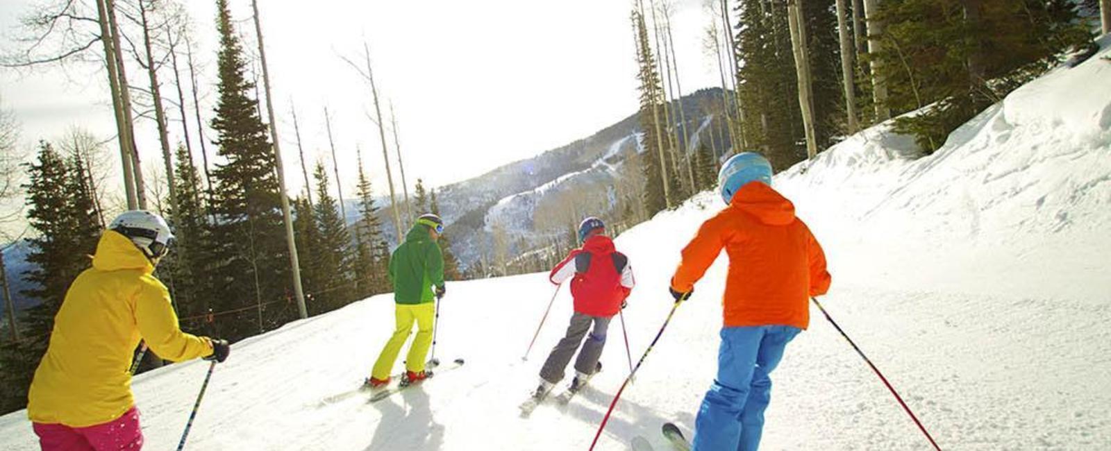 Inside Ski School: Canyons Resort
