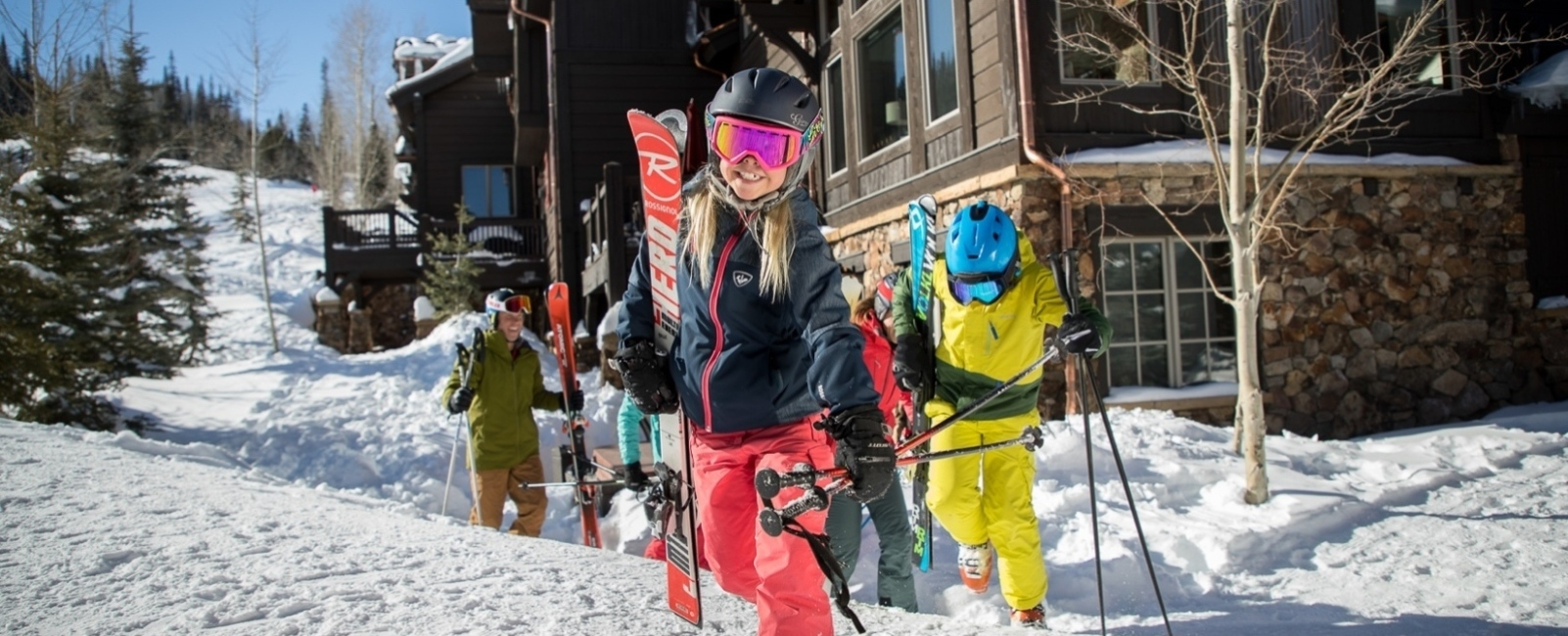 Not all Ski-In/Ski-Out Lodging is Created Equal