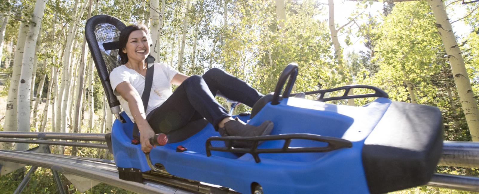 Summer Fun at Utah Ski Resorts