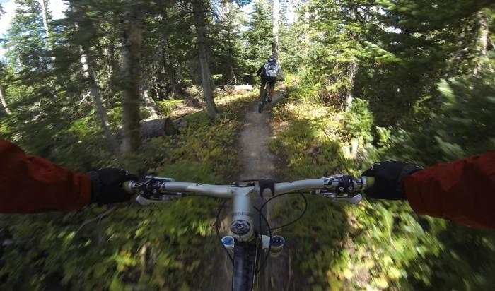 Mountain Biking at Brian Head picture--medium 700x412