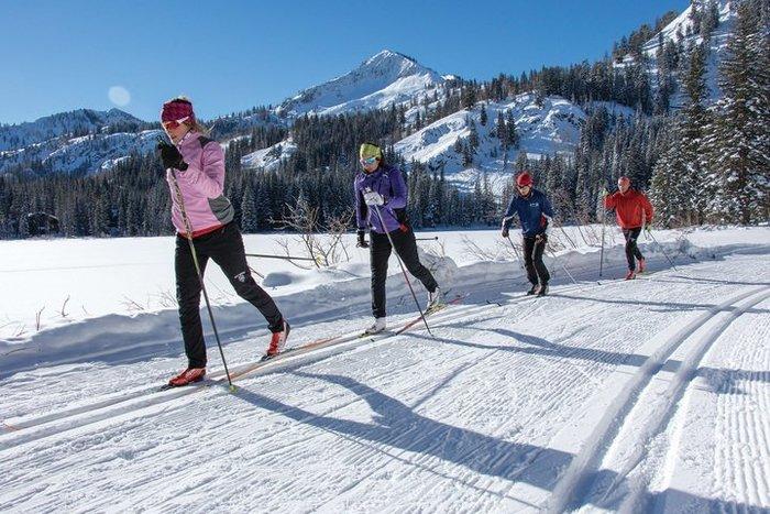 Nordic Skiing Utah