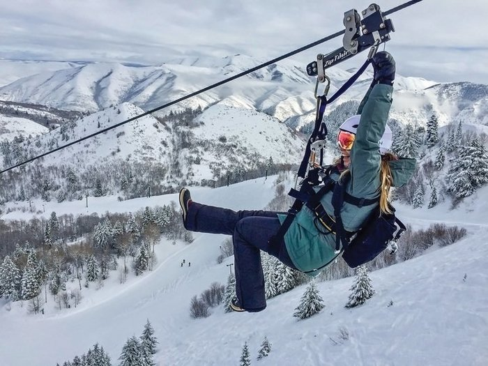 Sundance Zip Tour