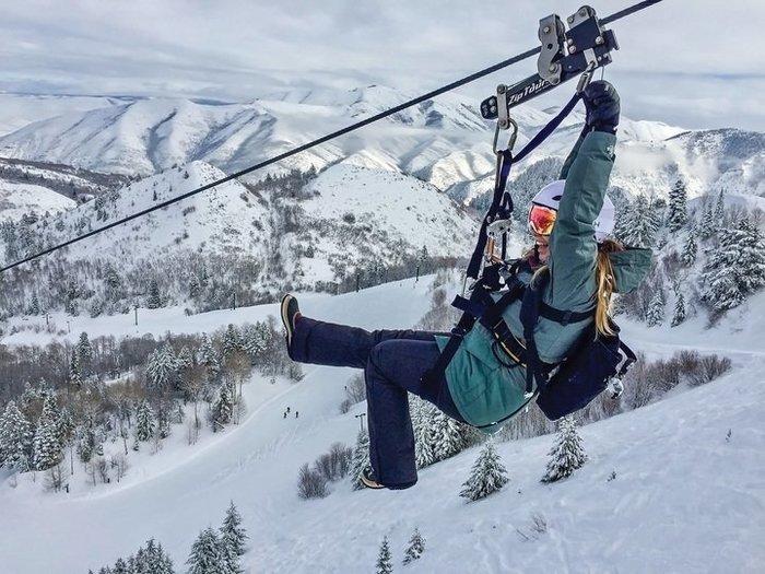 Sundance Zip Tour