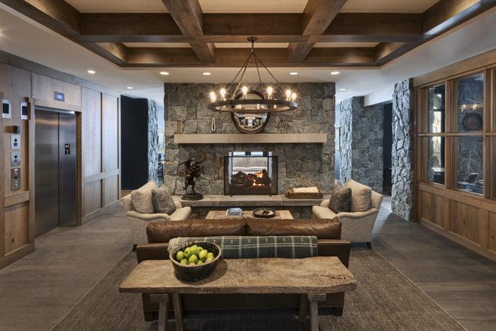 Snowpine Lodge Lobbyjpg