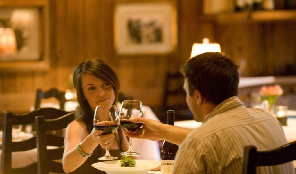 Romantic Dinner at Sundance