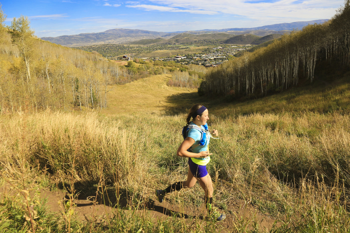 Trail Running Park City
