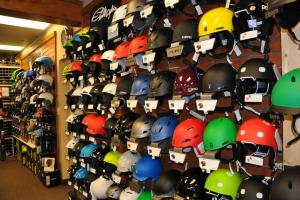 Helmets are a MUST...finding the right fit for you and your kids thumbnail