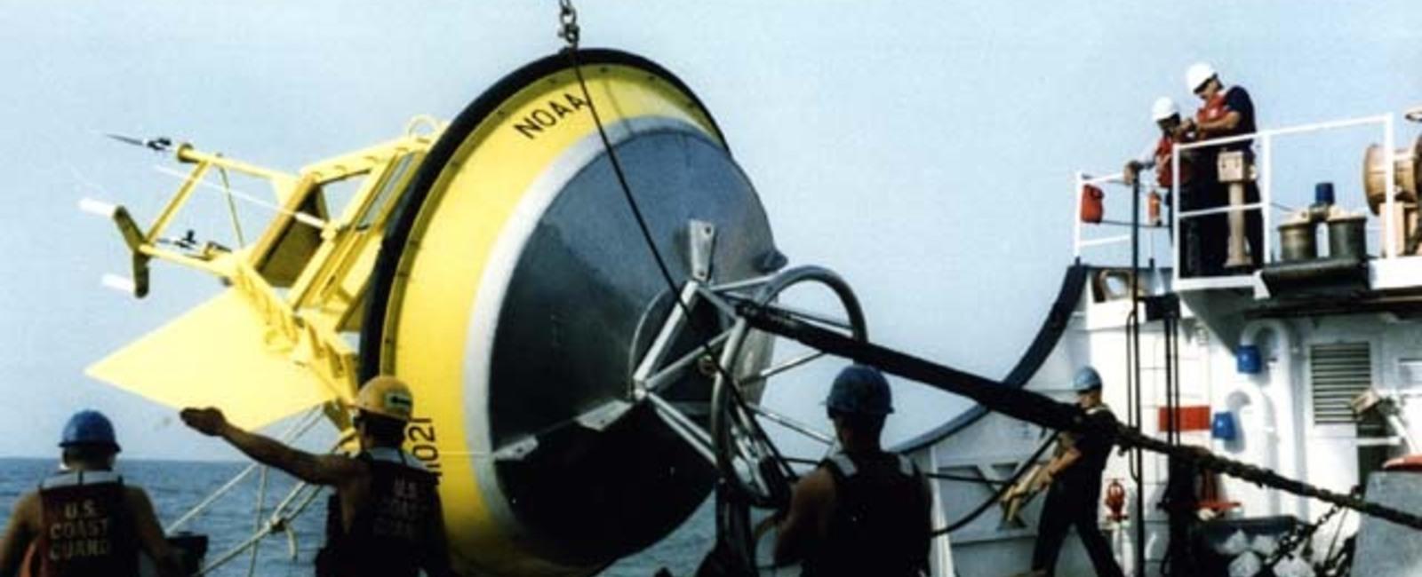"""The buoy"" near Kauai predicting Utah Pow"