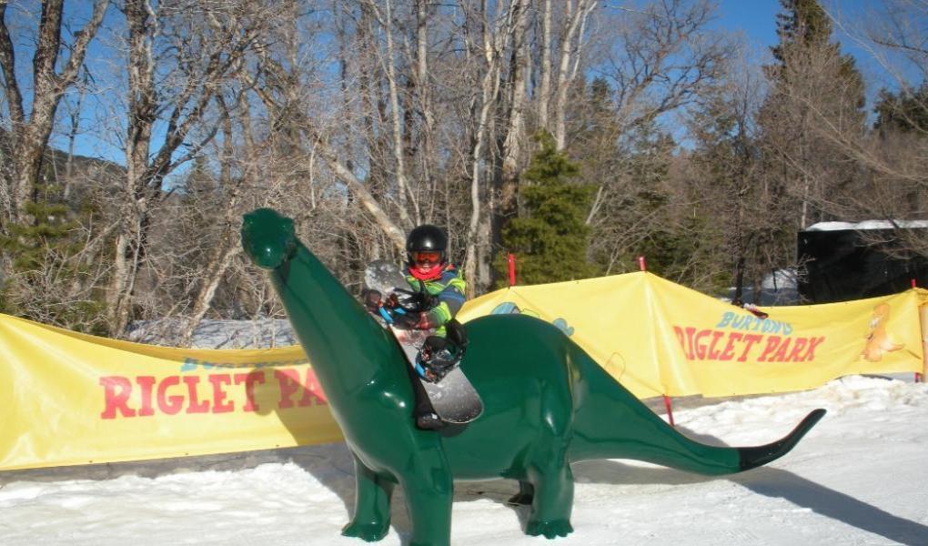 Dino the dinosaur