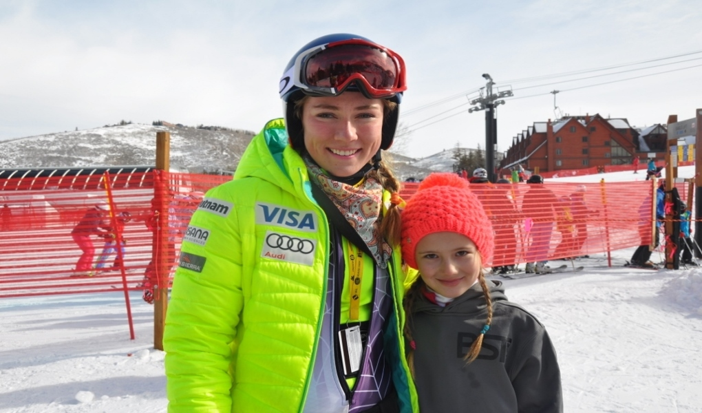 Mikaela Shiffrin-best ski moment this season!