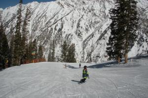 Skiing Snowbird with Kids thumbnail